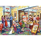 Gibsons The Flicks Jigsaw Puzzle (1000-Piece)