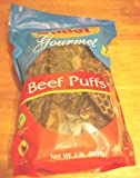 Cadet Gourmet Beef Puffs Dog Treats 2 lbs