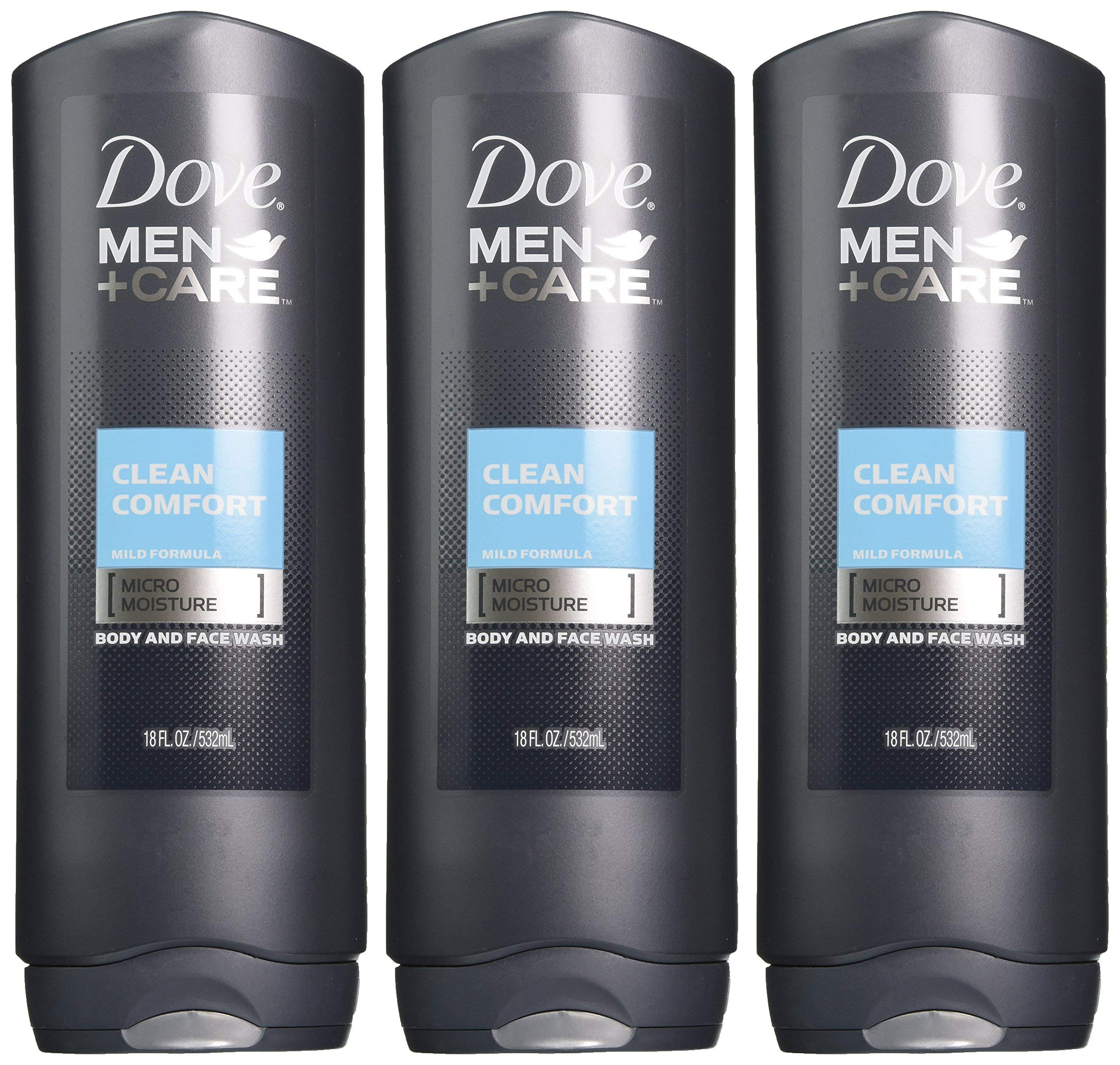 afe623e1ff59e Amazon.com  Dove Men+Care Body and Face Wash