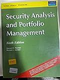 Security Analysis and Portfolio Management, 6e