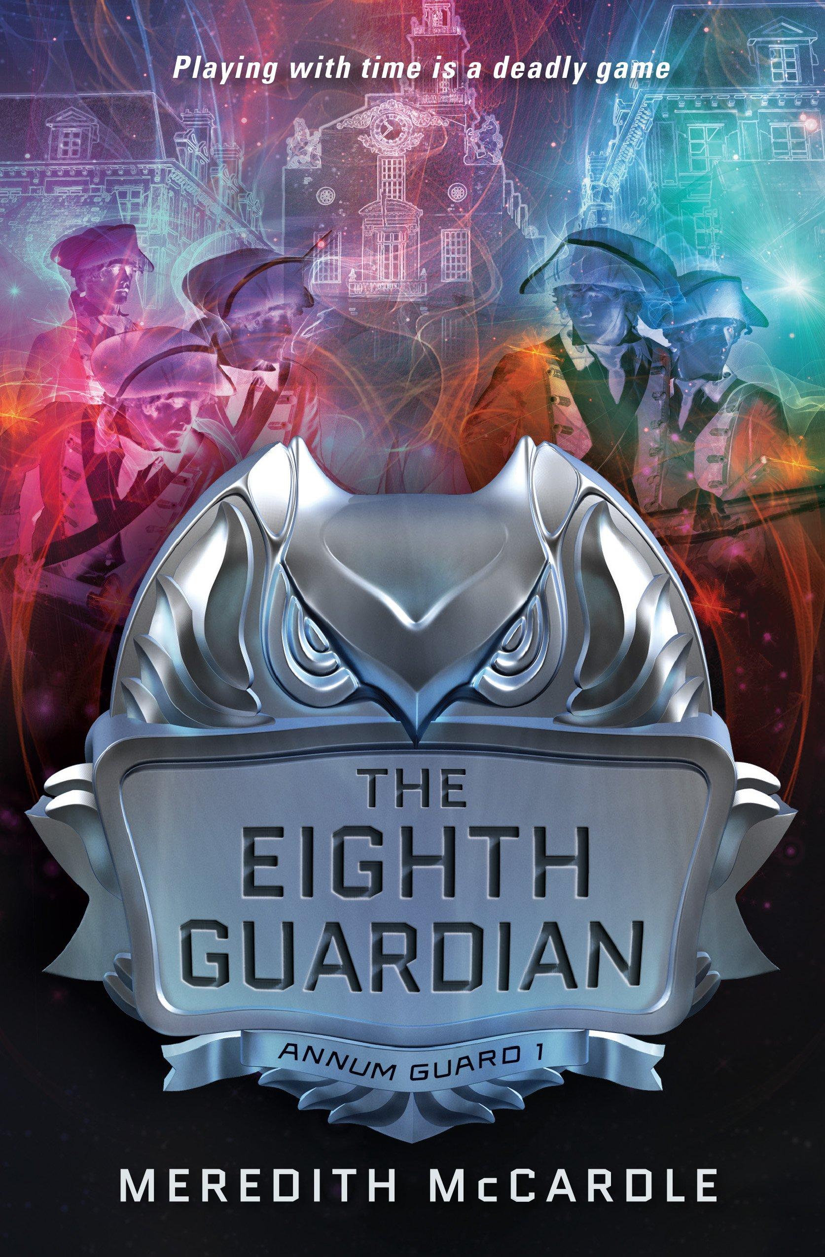 Resultado de imagen para the eight guardian meredith