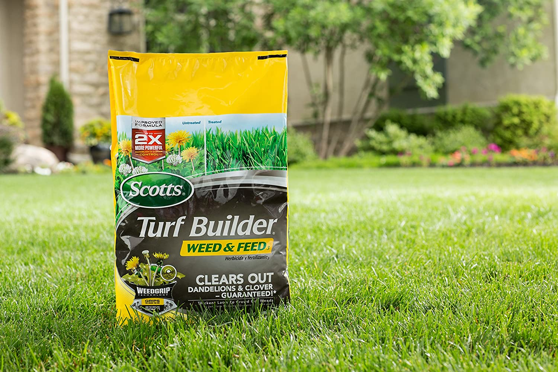 Scotts Builder Fertilizer Pinellas County Image 2