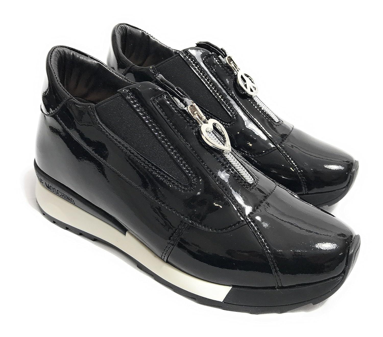 Moschino Zapatillas Para Mujer Negro Negro 40 EU