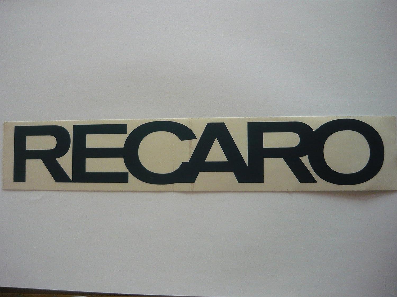 Pegatinas etiqueta - deportes asientos Recaro Talla CA 26,5 ...