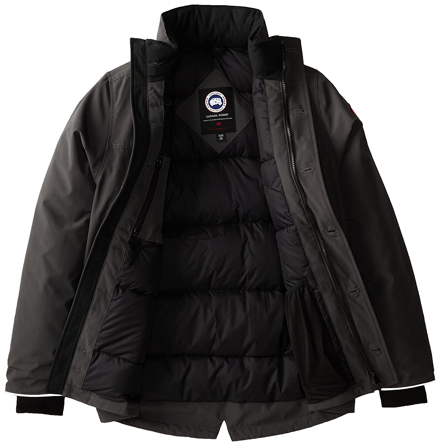 canada goose clothing brand