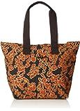 Kipling - NIAMH - Lunchbag - Floral Metallic