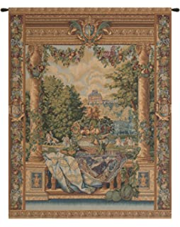 1bb13bbd26 Charlotte Home Furnishings Inc. Versailles Castle Italian Tapestry Wall  Hanging