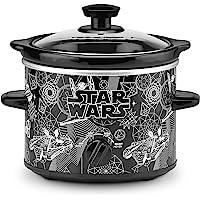 Star Wars LSW-200CN 2-Quart Slow Cooker