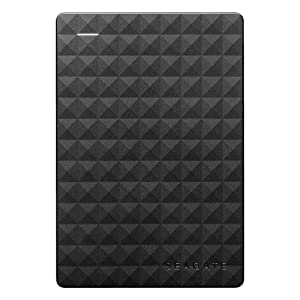 Seagate Expansion Portable 1.5 TB External Hard Drive HDD –...