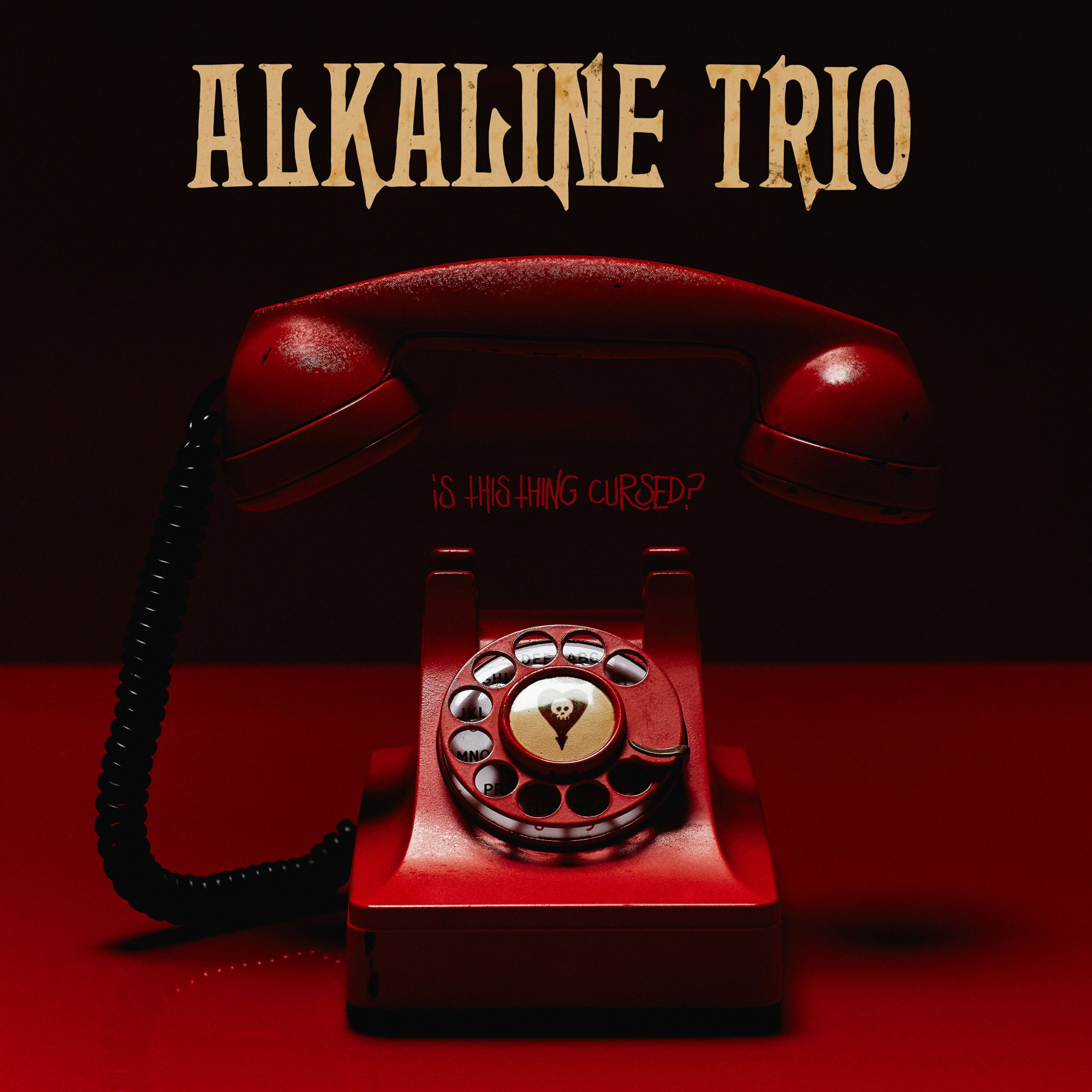 CD : Alkaline Trio - Is This Thing Cursed (CD)