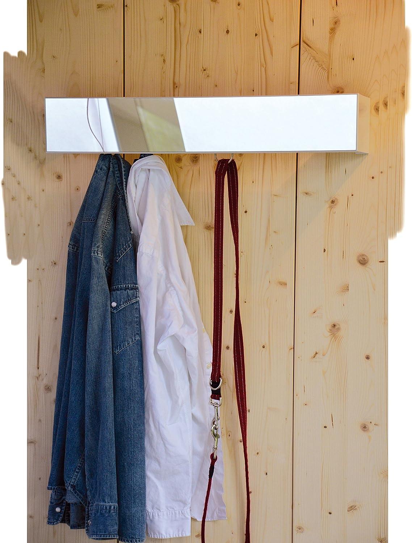 jan kurtz slim wand garderobe mit spiegel wardrobe design marcus hofbauer weiss