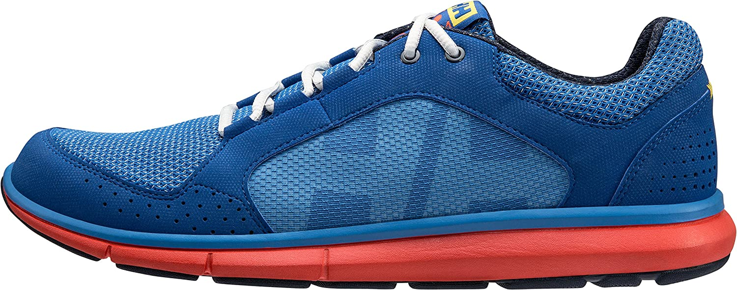 Helly Hansen Men's Ahiga V3 Hydropower Fashion Sneaker B073RP1143 8.5 D(M) US|Blue Water/Classic Blue