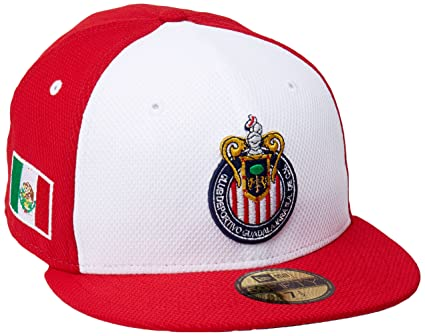 4f30ef7672b6b New Era 11350867 Gorra Oficial 59FIFTY Chivas del Guadalajara