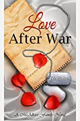 Love After War (The McAllister Family Series Book 4) Kindle Edition