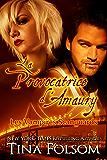 La Provocatrice d'Amaury (Les Vampires Scanguards t. 2)
