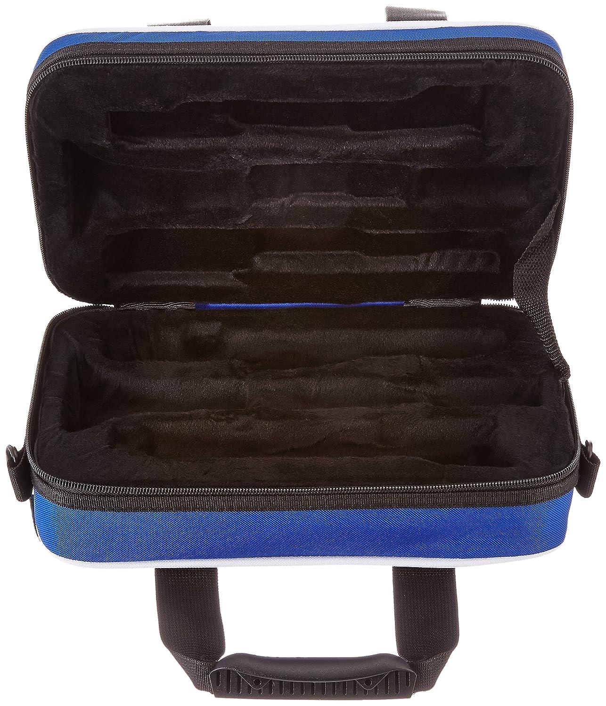 Yellow and Blue Gator GL-CLARINET-YB Lightweight Spirit Series Clarinet Case