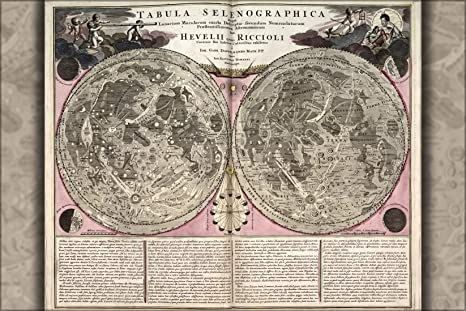Amazon.com : 16x24 Poster; Lunar Map Of The Moon 1708 In Latin ... on the hunger games poster, take the lead poster, miral poster, black sea poster, the signal poster, l.a. confidential poster, midnight sun poster, the men who stare at goats poster, man of steel poster, laggies poster, earth poster, meteorite poster, life is strange poster, two night stand poster, american beauty poster, a.i. artificial intelligence poster, swamp poster, the avengers poster, star trek poster, iss poster,