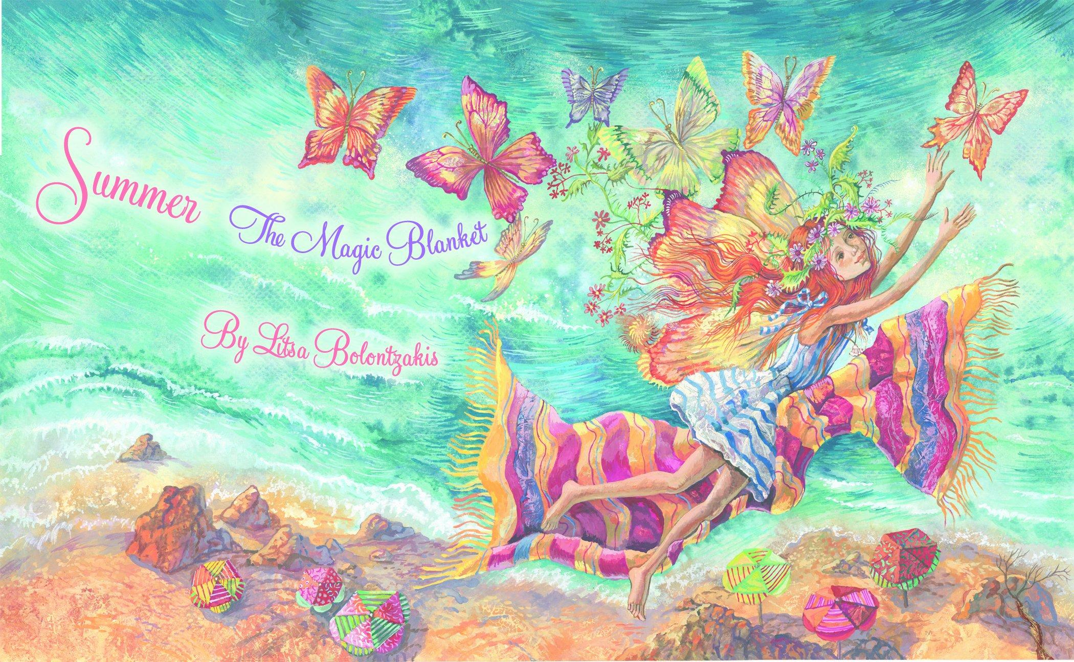 Download Summer: The Magic Blanket ebook