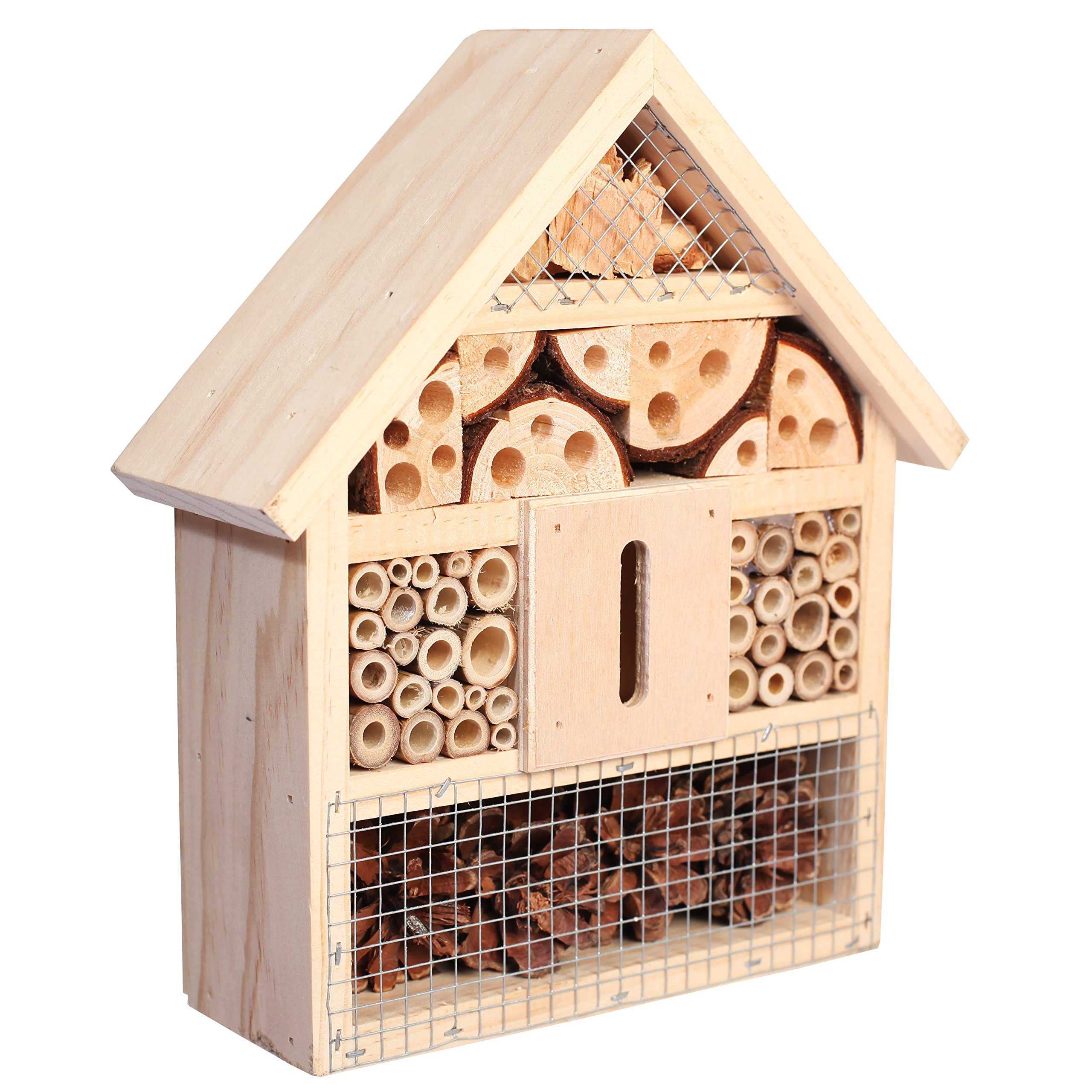 Niteangel Natural Insect Hotel Bee Bug House/Hotel