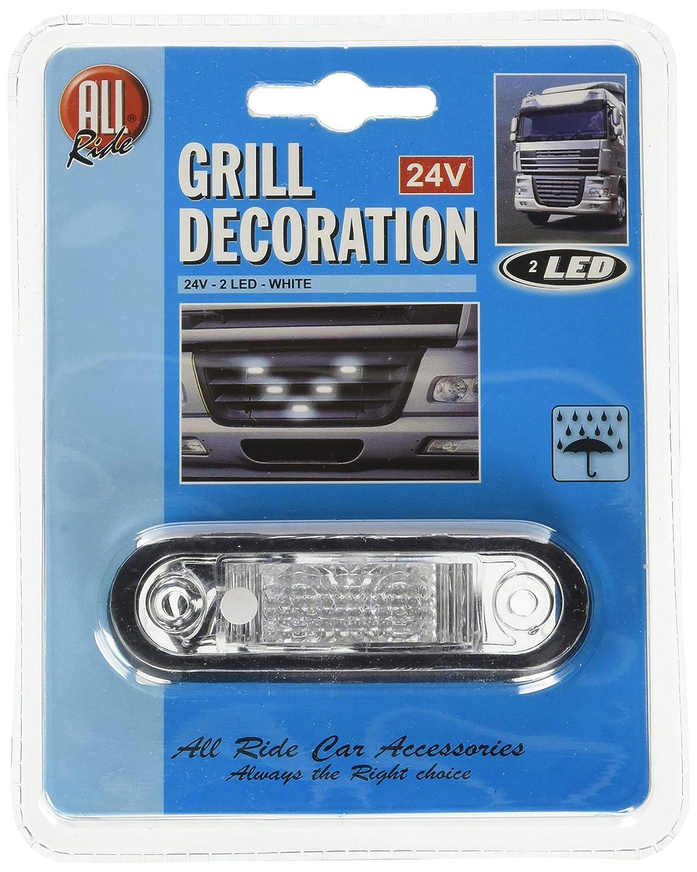 All Ride 871125246822 Bombillas LED Decorativas Para Rejillas de Camiones: Amazon.es: Coche y moto