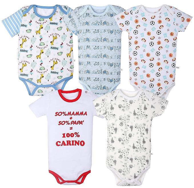 Amazon.com: Ambos Meet Yuan 5 unidades bebé niñas y niños ...