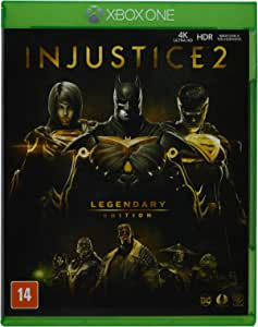 Injustice 2 Legendary - Xbox One