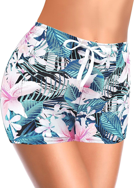 Mujer Shekini Mujer Pantalones Cortos De Playa Para Mujer Dibujar Pantalones Cortos De Cuerda Banadores Impresos Ropa Brandknewmag Com