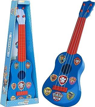 PAW PATROL La Patrulla Canina: Guitarra de Juguete: Amazon.es ...