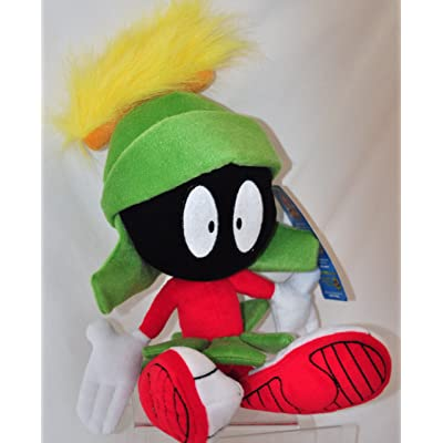 """Looney Tunes Marvin the Martian- 12"""" Plush: Toys & Games"""