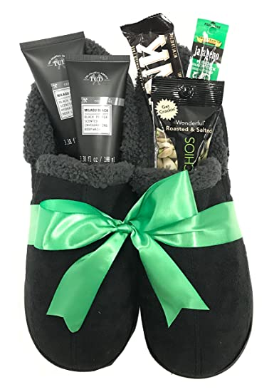 complete christmas birthday thinking of you spa slipper extra large gift