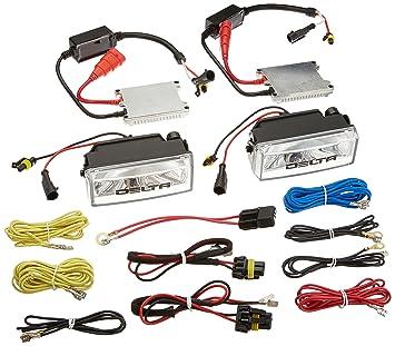 Delta Lights (01-4529-HID2) 45H Series 4.5u0026quot; X 2u0026quot;  sc 1 st  Amazon.com & Amazon.com: Delta Lights (01-4529-HID2) 45H Series 4.5