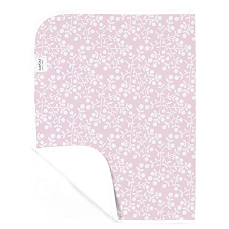 Kushies Baby Deluxe Change Pad, Pink Berries by Kushies ...