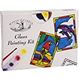 House of Crafts Start A Craft Glass Painting Kit