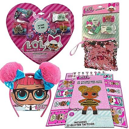 LOL Surprise Tarjetas de San Valentín y set de regalo ...