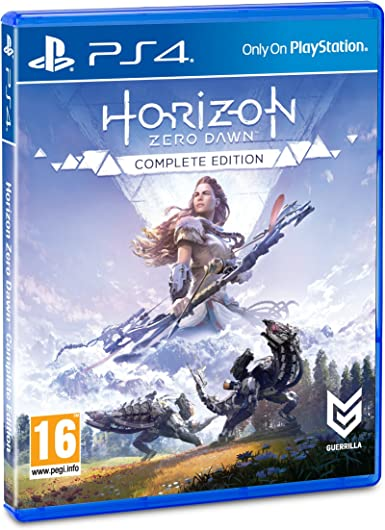 Comprar Horizon: Zero Dawn - Complete Edition