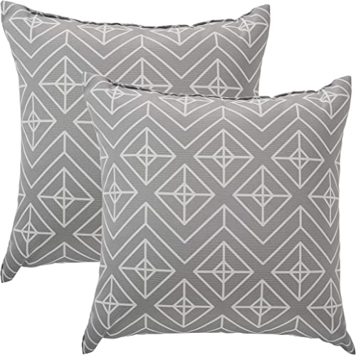 Quality Outdoor Living 29-GD02PW Throw Pillow PK2