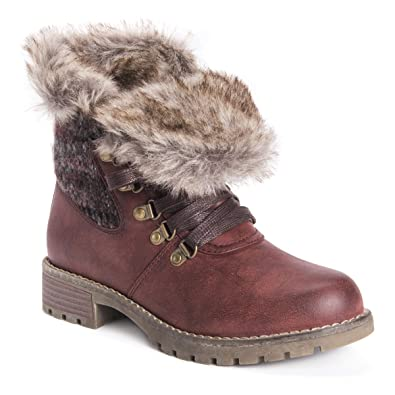 MUK LUKS Women s Verna Boots Fashion 24b8e2e9e8