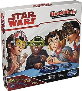 Hasbro Gaming Head Hints: Star Wars Edition