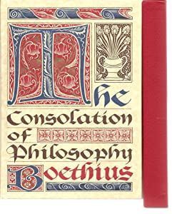 THE CONSOLATION OF PHILOSOPHY Translated and Introduced by V E Watts with a Preface by Brian Keenan