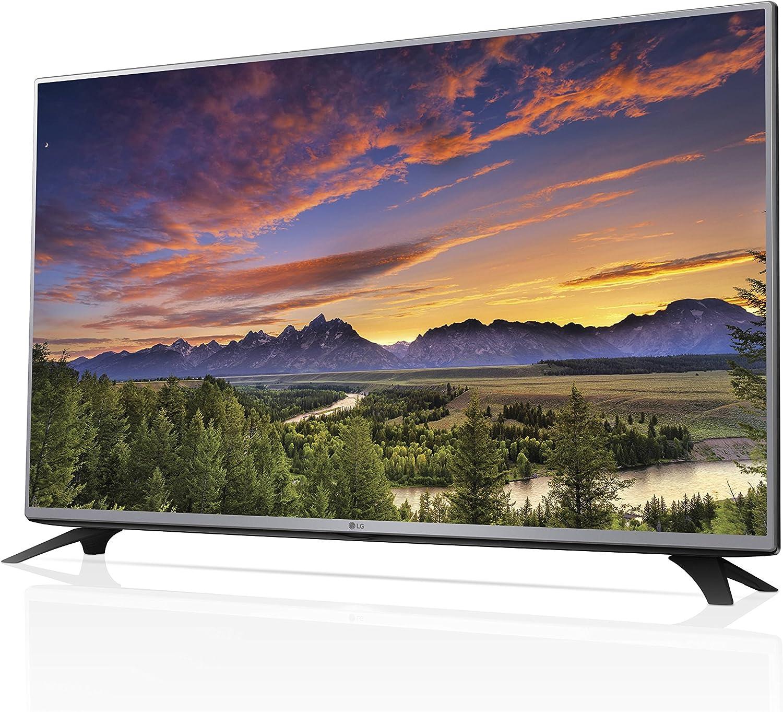 LG 49lf540 V 49-Inch Widescreen 1080P Full HD LED TV, Color Plateado: Amazon.es: Electrónica