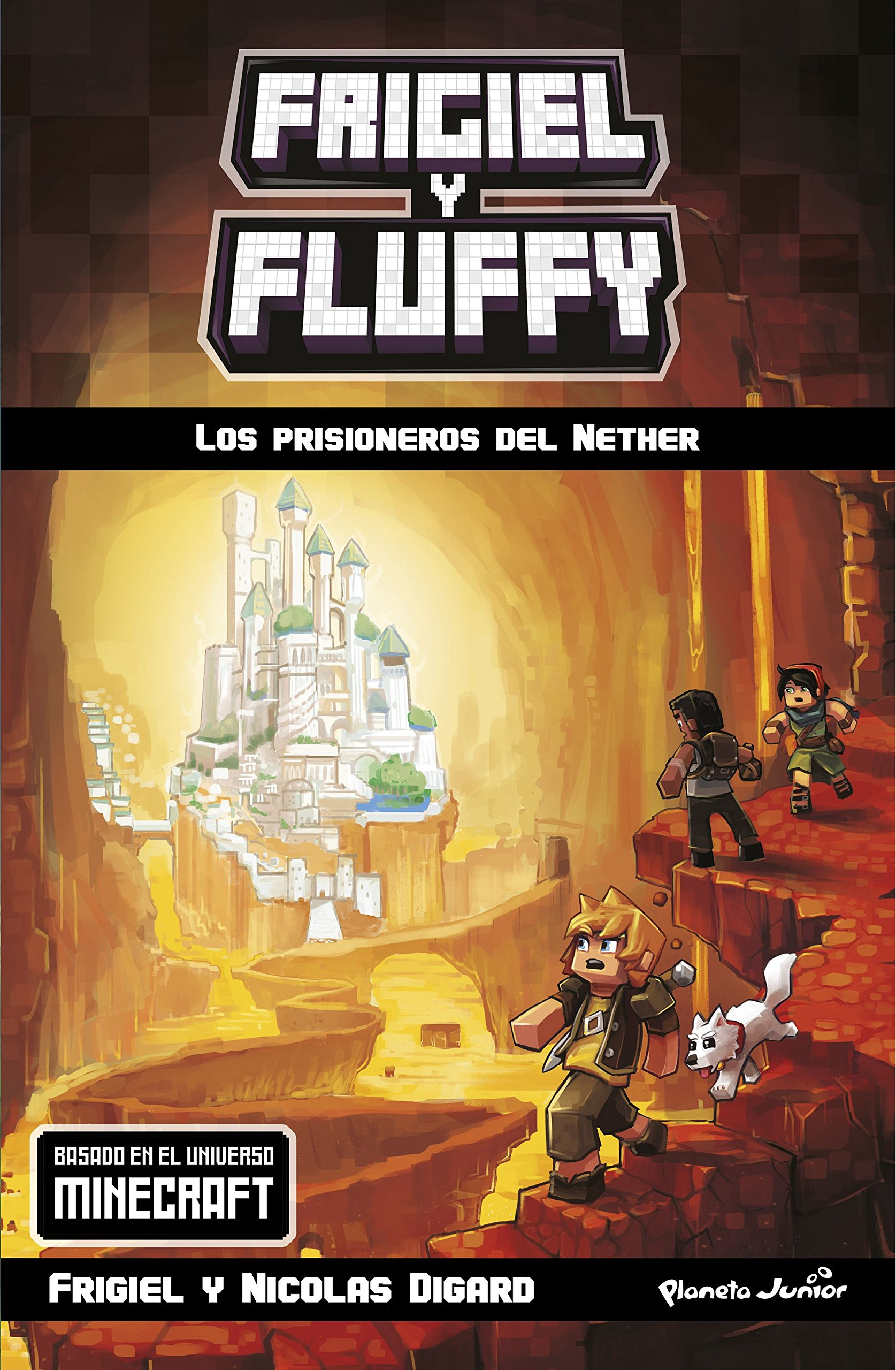frigiel y fluffy libros