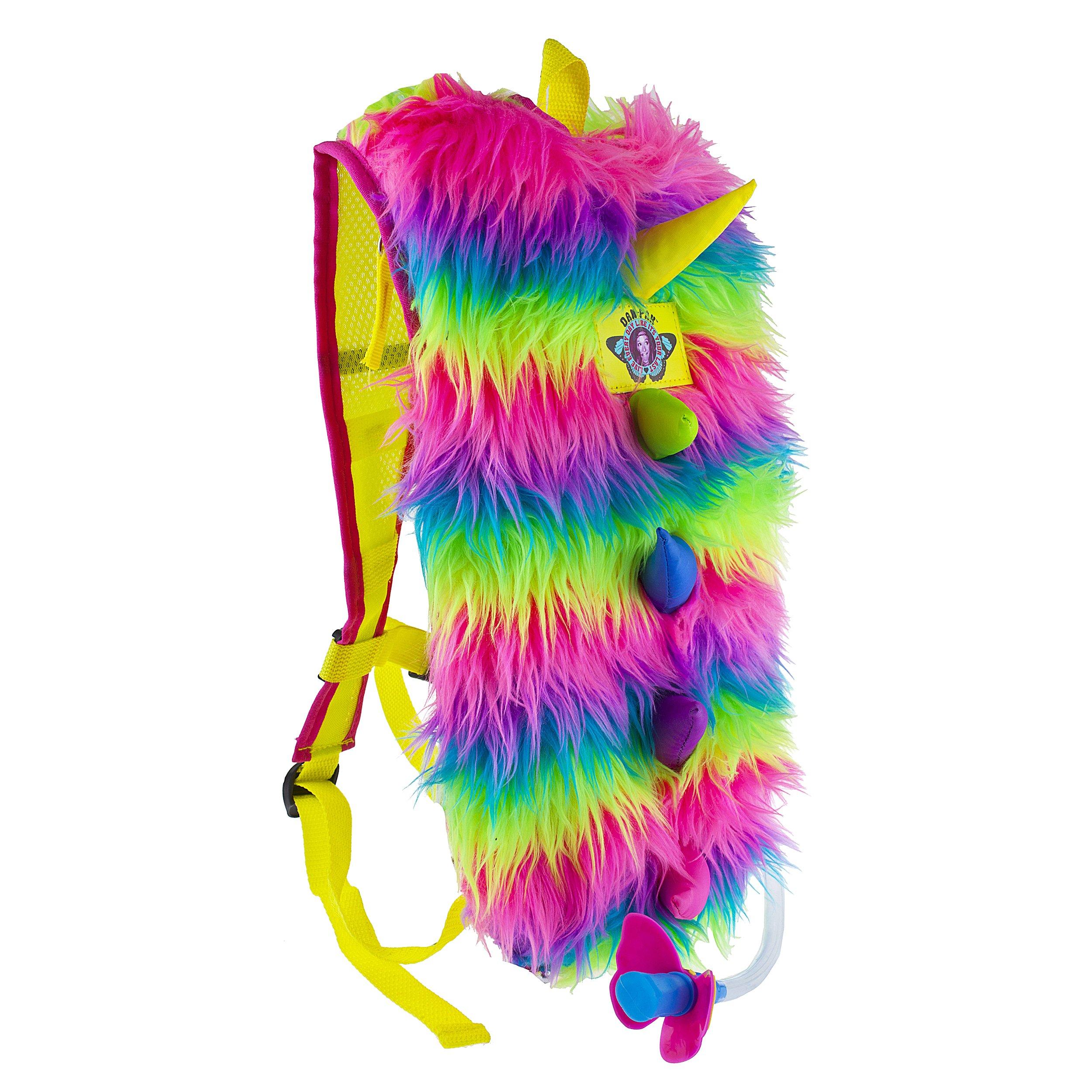 Dan-Pak Hydration Pack - Furry Monster