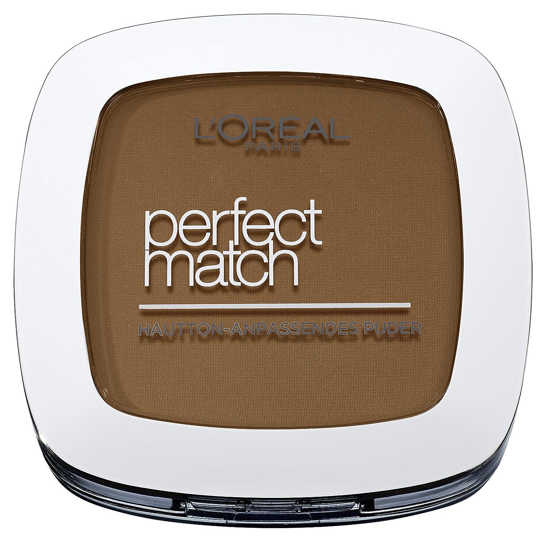 L'Oréal Paris Accord Parfait matifiant Poudre in 8.d/8.w Golden Cappucchino, hautanpassend, 9g L' Oréal Paris A96521