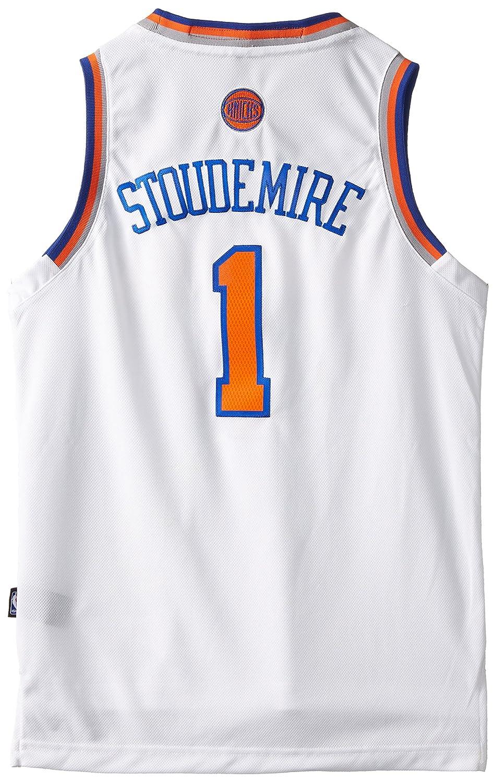 2b125b98f Amazon.com   NBA New York Knicks Amar e Stoudemire Youth 8-20 Swingman Home  Jersey
