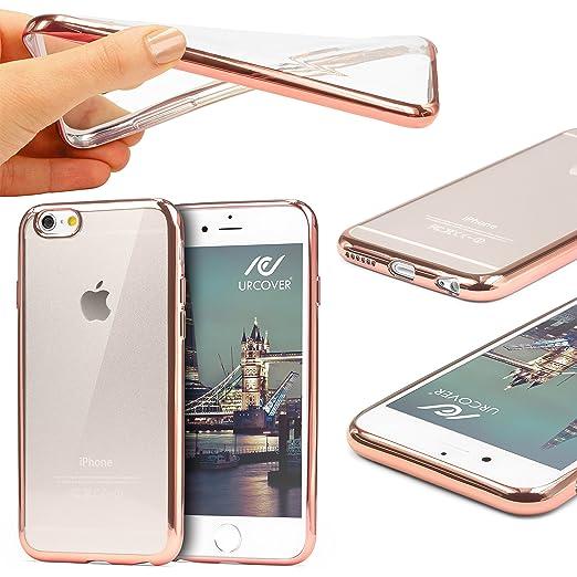4 opinioni per URCOVER® Case Cover Custodia Trasparente Apple iPhone 6 Plus / 6s Plus di