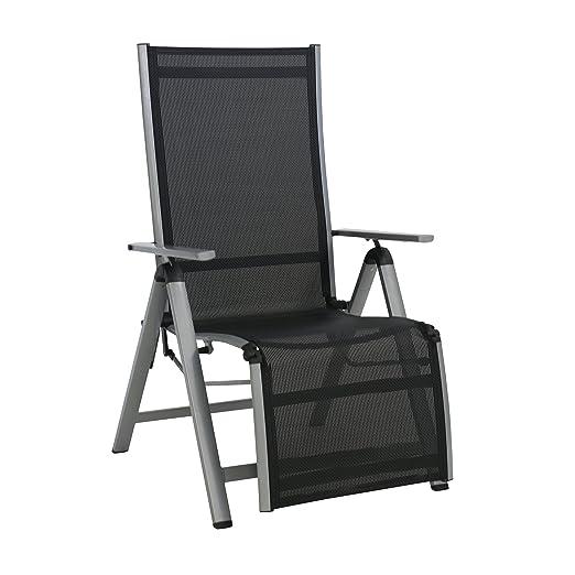 Amazonde Relaxsessel 76x68x112cm Sessel Stuhl Gartenstuhl