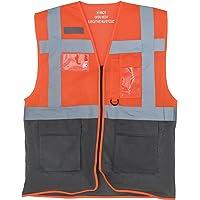 Yoko Mens Cool Mesh Hi-Vis Safety Vest