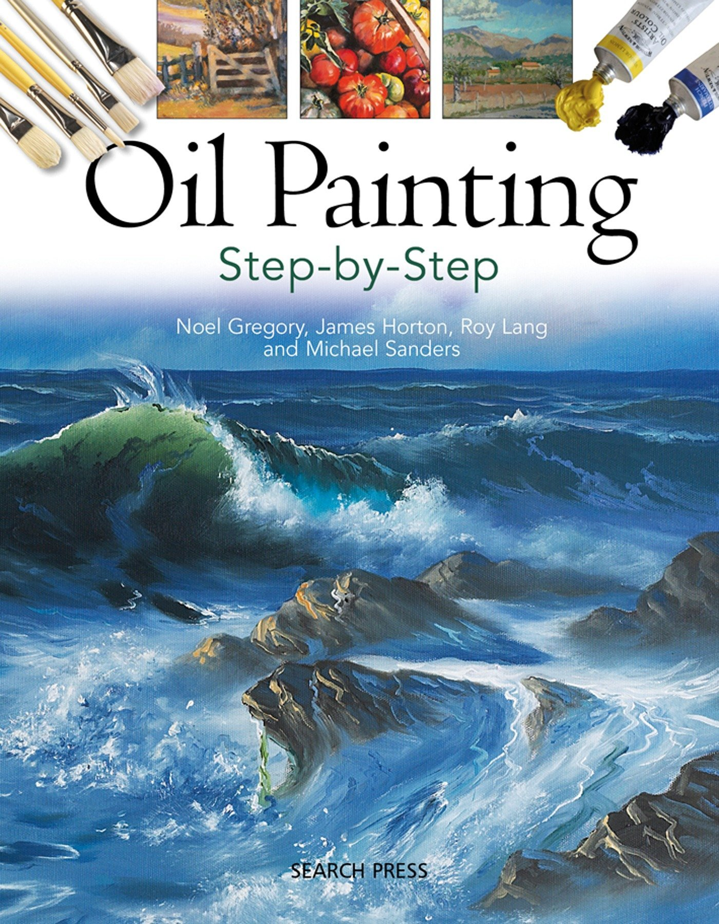 Download Oil Painting Step-By-Step pdf