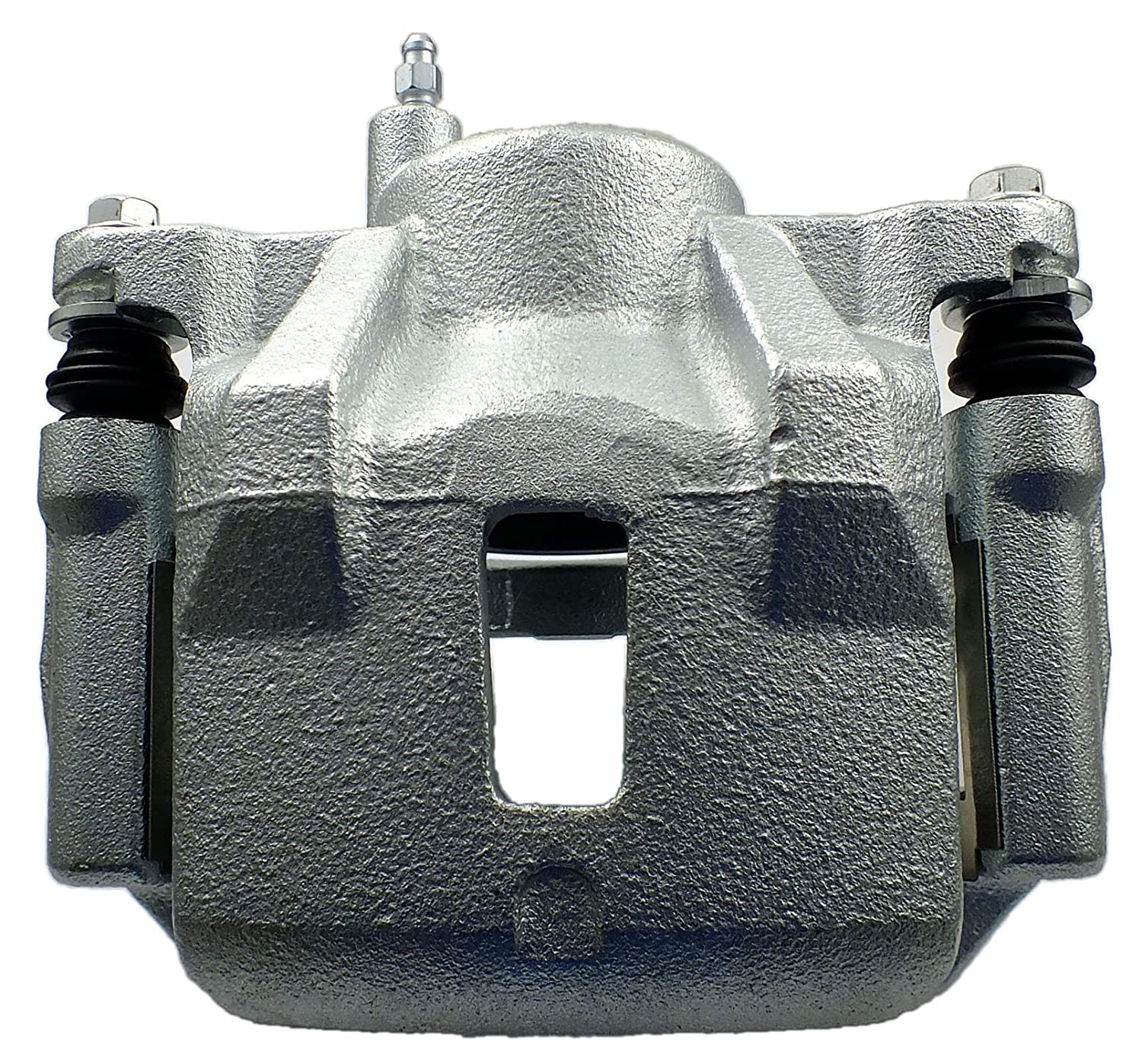 Remanufactured ACDelco 18FR2001C Professional Front Driver Side Disc Brake Caliper Assembly without Pads Friction Ready Coated