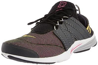 new style ad91c a1eaf Nike Men s Lunar Presto Black Pnk Fl Drk Chrcl Prz Bl Running Shoe